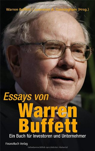 Cunningham Essays Warren Buffett